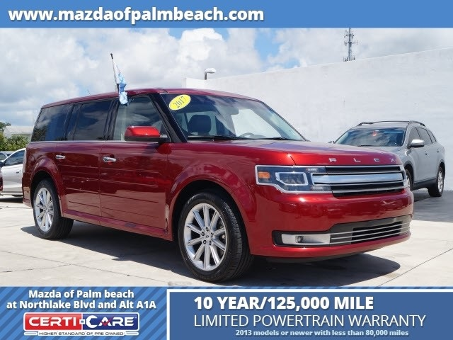 Pre Owned  Ford Flex Limited