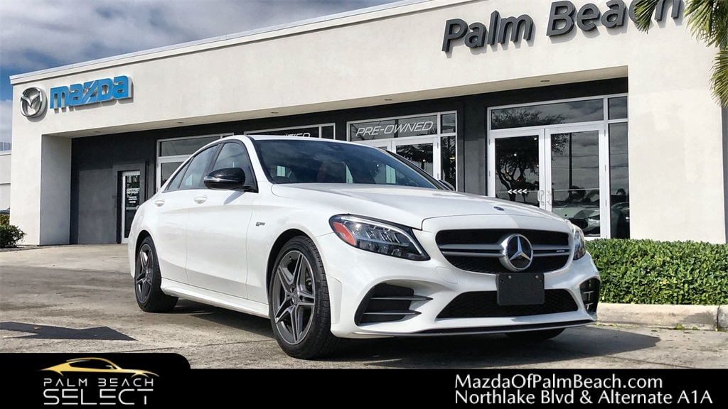 Pre-Owned 2019 Mercedes-Benz C-Class C 43 AMG® 4MATIC®
