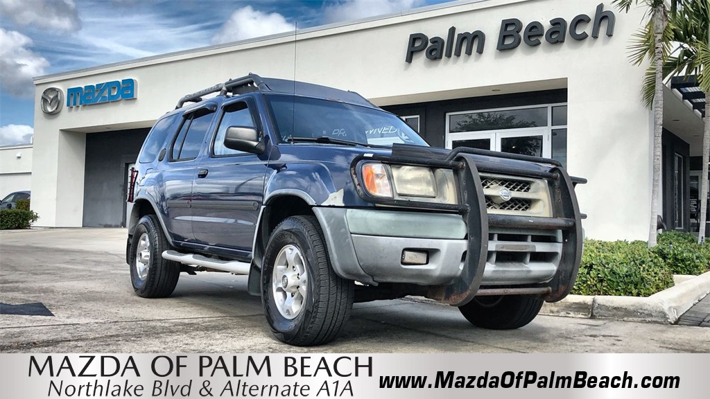 Pre-Owned 2001 Nissan Xterra