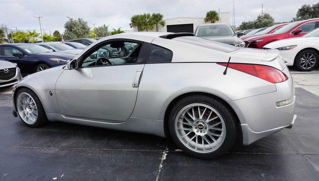 Pre-Owned 2003 Nissan 350Z Performance 2D Coupe in North Palm Beach #MU2647T | Mazda of Palm Beach