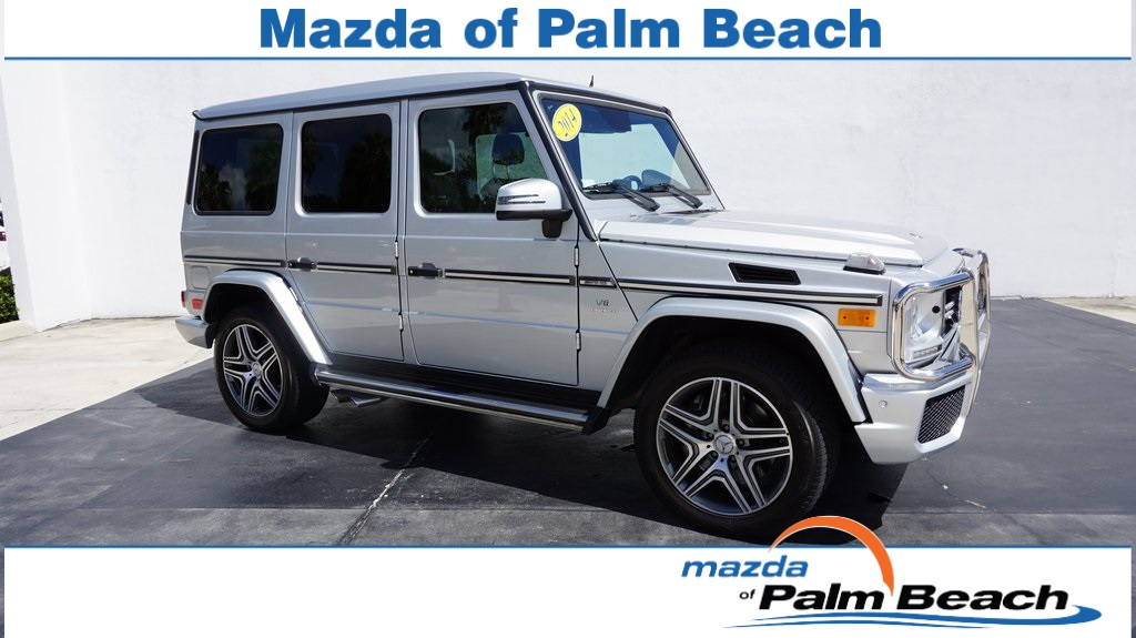 Pre Owned 2014 Mercedes Benz G Class G 63 AMG®