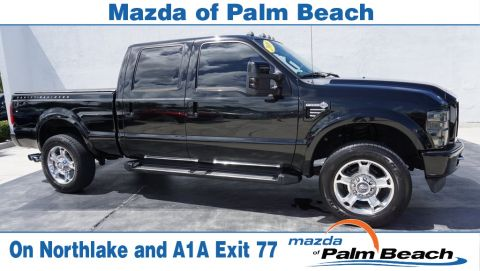 Pre-Owned 2010 Ford F-250SD Harley-Davidson