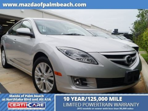 Pre-Owned 2010 Mazda6 i Touring