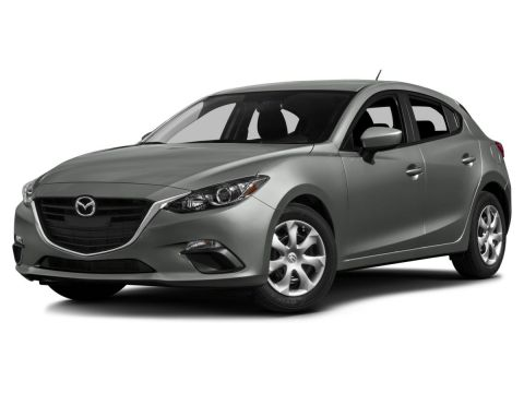 Certified Pre-Owned 2015 Mazda3 i Touring FWD 4D Hatchback