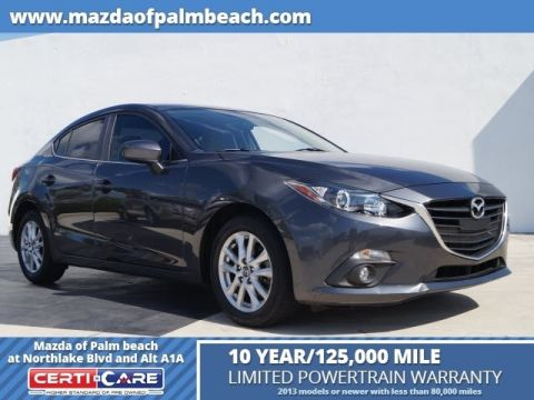 Pre-Owned 2015 Mazda3 i Touring FWD 4D Sedan