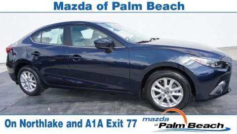 Certified Pre-Owned 2016 Mazda3 i Touring FWD 4D Sedan