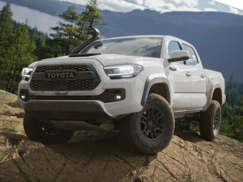 Pre-Owned 2020 Toyota Tacoma