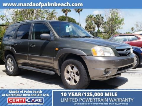 Pre-Owned 2005 Mazda Tribute i FWD 4D Sport Utility