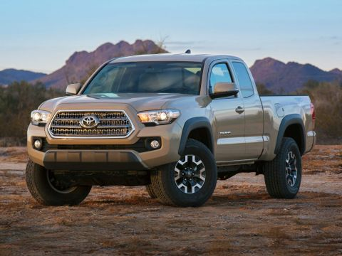 Pre-Owned 2019 Toyota Tacoma