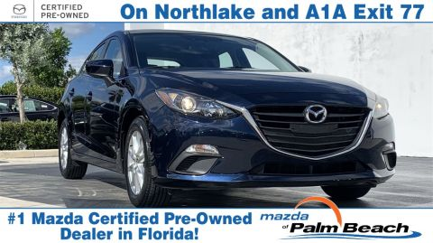 **Certified Pre-Owned 2016 Mazda3 i Sport FWD 4D Hatchback