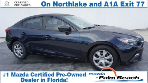 Certified Pre-Owned 2014 Mazda3 i Sport FWD 4D Sedan