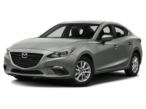 Certified Pre-Owned 2015 Mazda3 i Grand Touring FWD 4D Sedan
