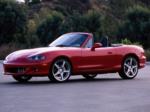 Pre-Owned 2005 Mazda Miata Base
