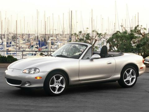 Pre-Owned 2003 Mazda Miata Base
