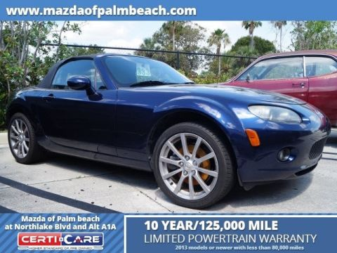Pre-Owned 2007 Mazda Miata RWD 2D Convertible