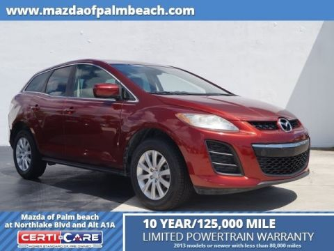 Pre-Owned 2011 Mazda CX-7 i FWD 4D Sport Utility