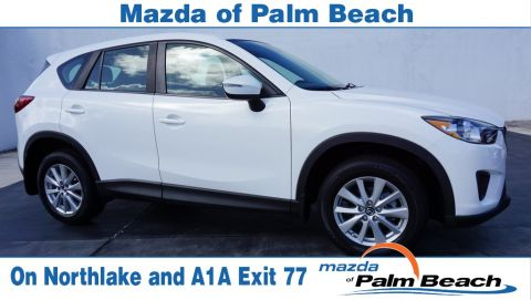 Certified Pre-Owned 2015 Mazda CX-5 Sport FWD 4D Sport Utility