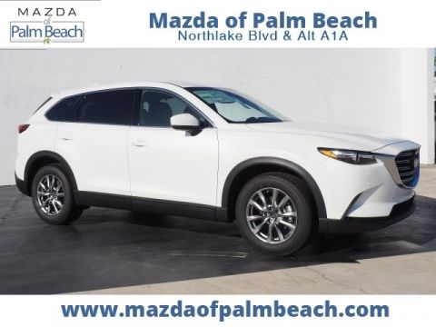 New 2018 Mazda CX-9 Touring FWD 4D Sport Utility