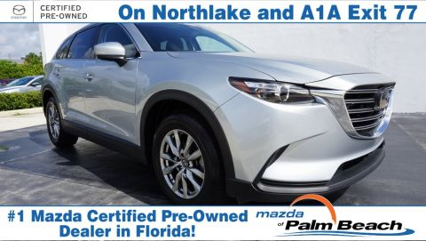 Certified Pre-Owned 2018 Mazda CX-9 Touring